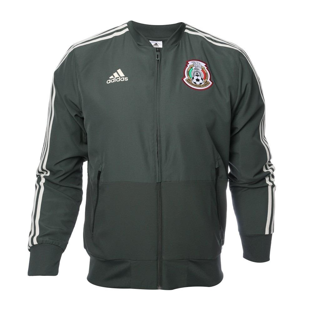 adidas chamarra de presentacion seleccion mexicana mexico. Cargando zoom. 41615c934a6ab