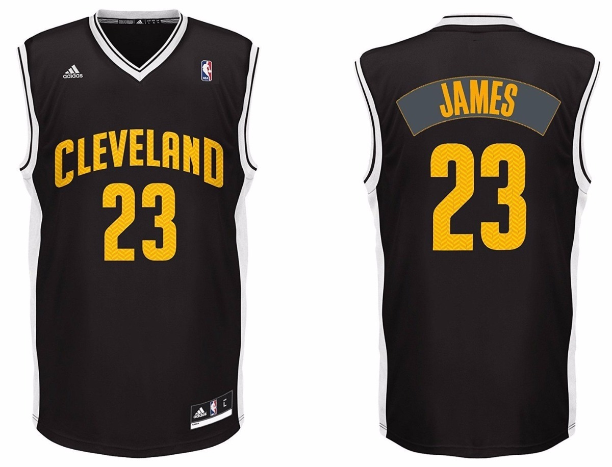 on sale bd49b ae182 adidas Cleveland Cavaliers Lebron James Jersey Nba L