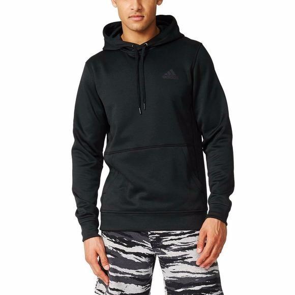 ab5479820f216 adidas Climawarm Hoody Sudadera Capucha Negra Nueva L -   1