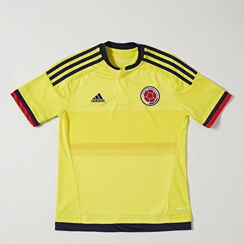 5c30f39605742 adidas Colombia Home Youth Jersey-byello (m)