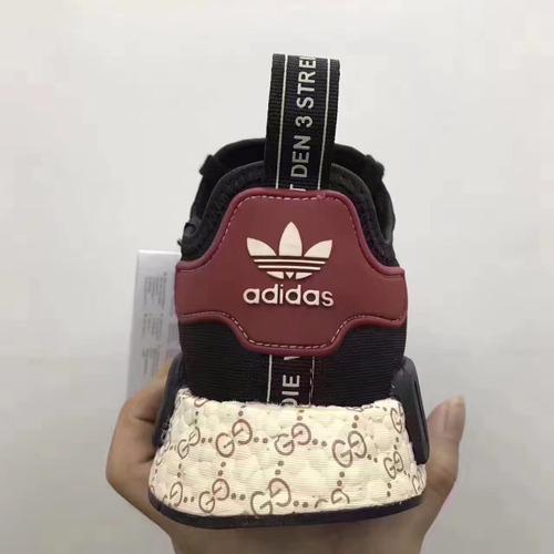 adidas com gucci nmd r1 100%importado top  frete grátis