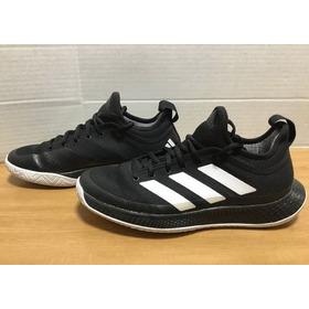 adidas Defiant Generation Black Sneakers 8.5