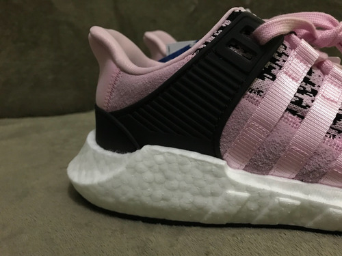 b55025af3 adidas eqt 93 17 boost wonder pink tamanho 9us 40.5br. Carregando zoom.
