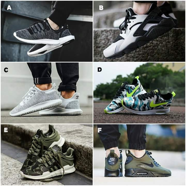 the best attitude 61ff7 b0fa0 adidas Eqt / adidas Tubular Shadow / Nike Air Max90