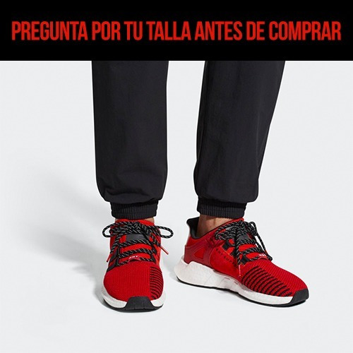 quality design 2e373 7aa9e adidas eqt support 9317 rojo msi -envío gratis- original