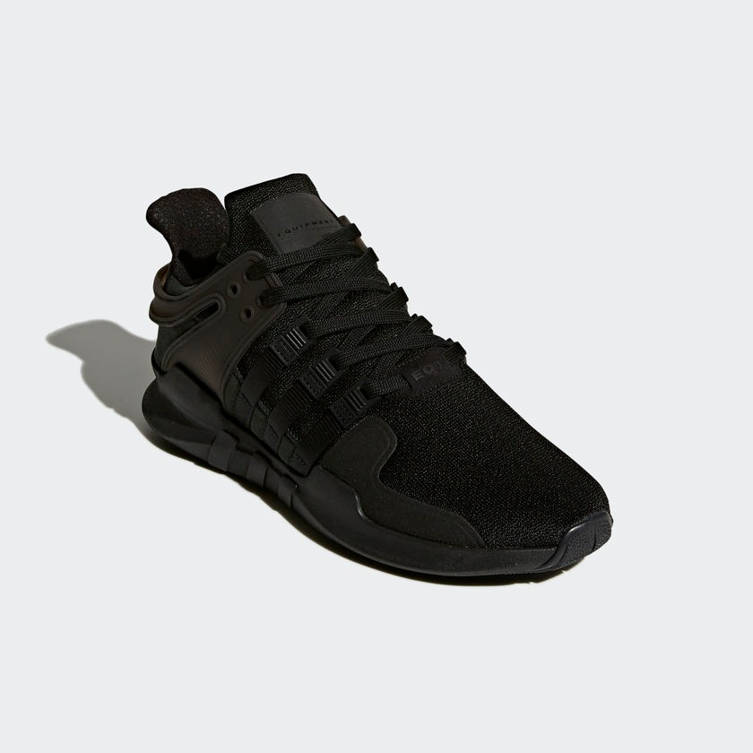 premium selection d2af9 a8f09 adidas Eqt Support Adv Triple Black Original Msi