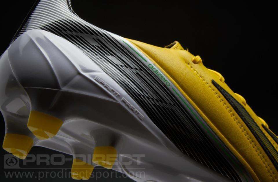 adidas F50 -- 100% Piel .profesional-los Mas Ligeros Comodo ... 1d9d82cdeb987