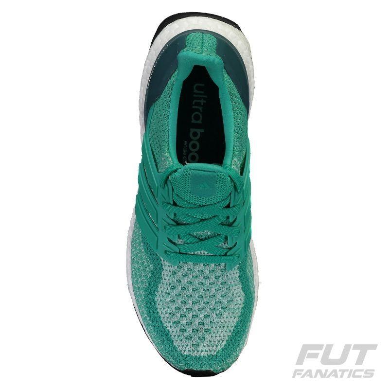6341cf4663 Carregando zoom... tênis adidas ultra boost feminino verde - futfanatics