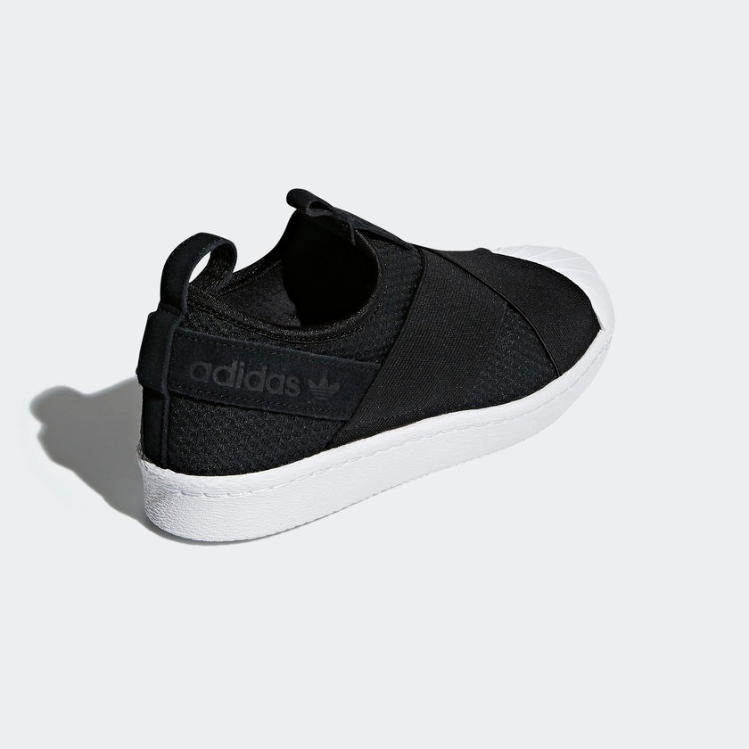 Tênis adidas Superstar Slip-on Feminino Original - R  449 1f28854184bd1
