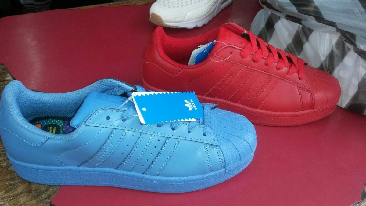 adidas full color azul