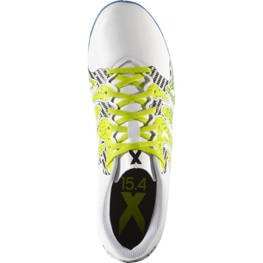 b8c29850f9d4c Cargando zoom... tenis fútbol sala x 15.4 blancos adidas + cupón   nación  fút