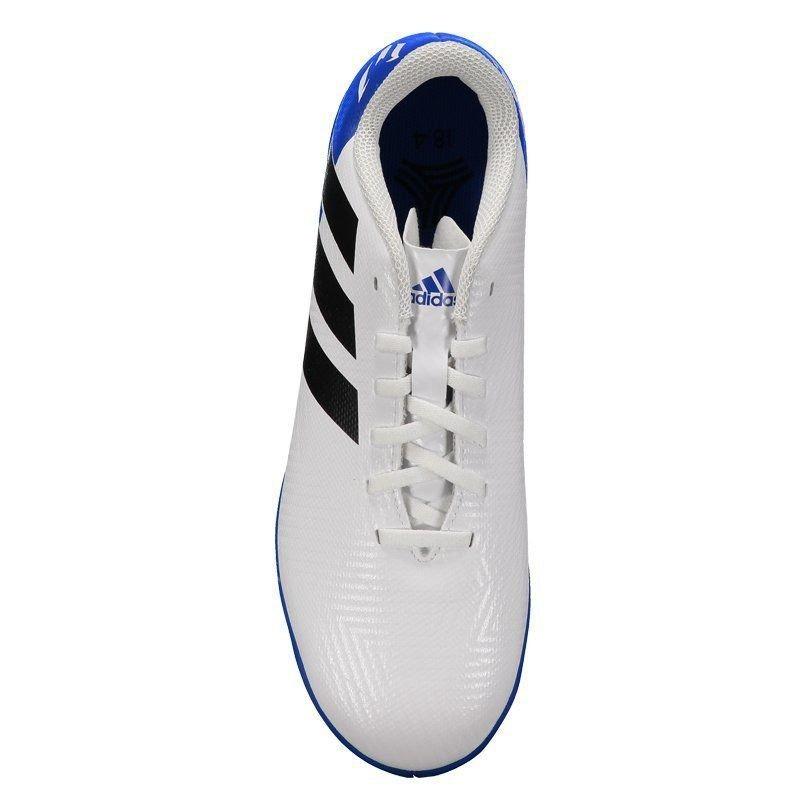 good quality a013f d83cc Carregando zoom... chuteira adidas nemeziz messi  18.4 in futsal ... fc4be6f3f790e