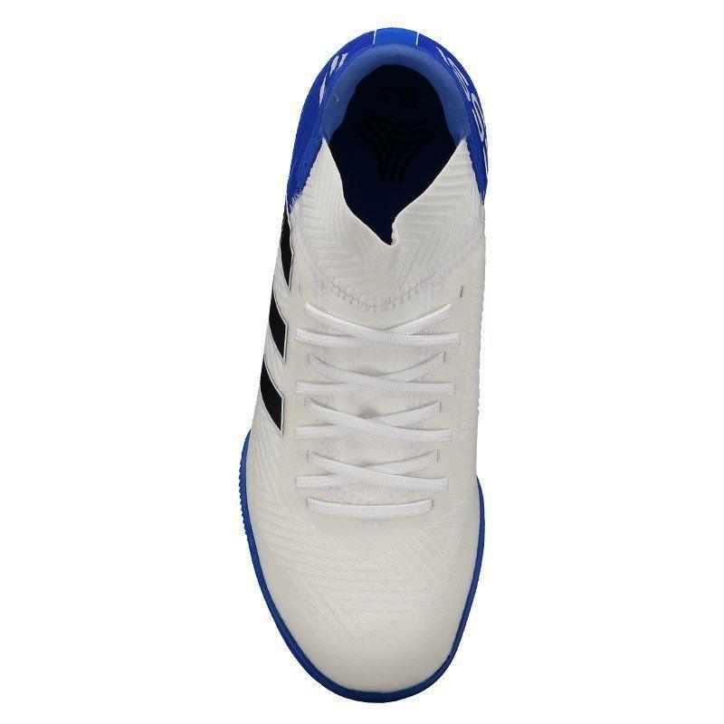 ... online for sale faa9e 7191f Carregando zoom... chuteira adidas nemeziz  messi 18.3 in ... 44369369e8c74