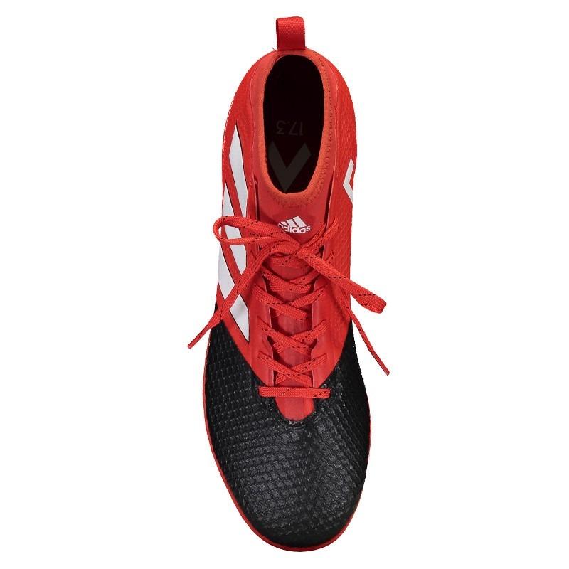 938836bcd8 Carregando zoom... chuteira adidas ace 17.3 primemesh in futsal vermelha