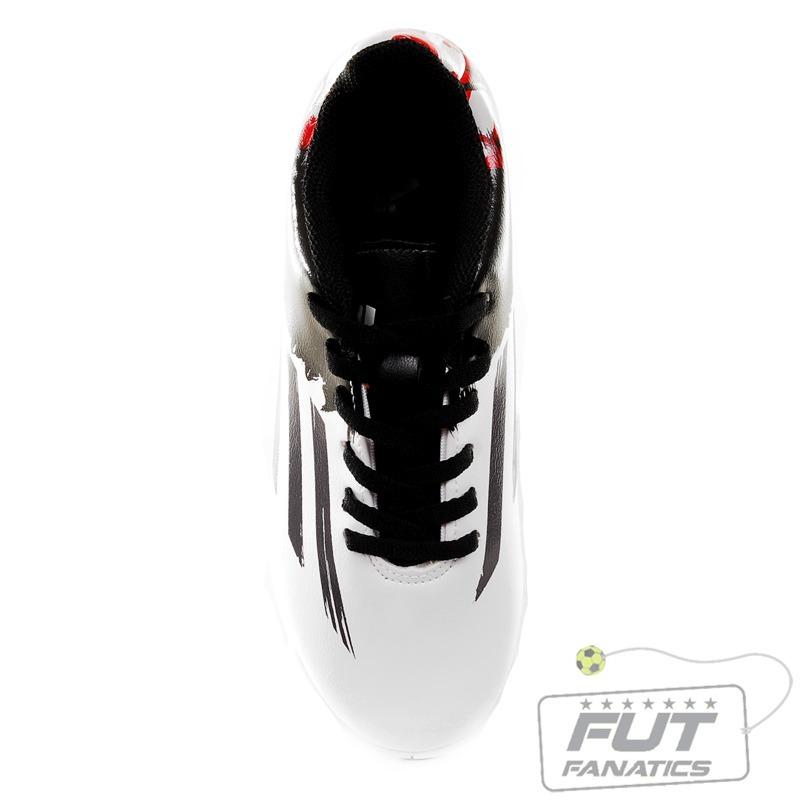 cb7b130dc71b8 Chuteira adidas F5 Messi In Futsal Juvenil - Futfanatics - R  129