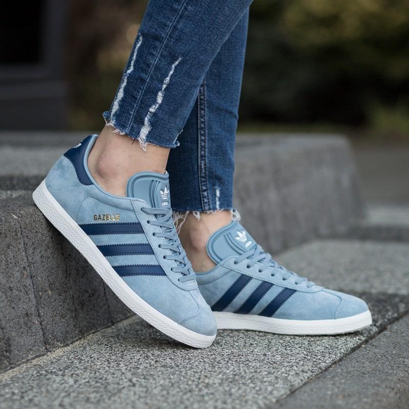 zapatos mujer adidas gazelle