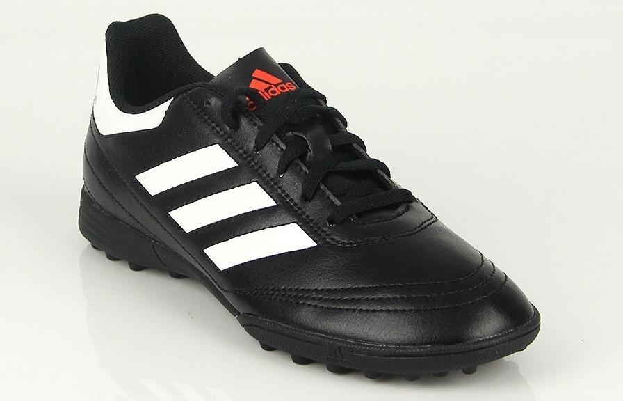adidas Goletto Vi Tf Negros Para Futbol Rapido -   899.00 en Mercado ... 98aad09f1a411