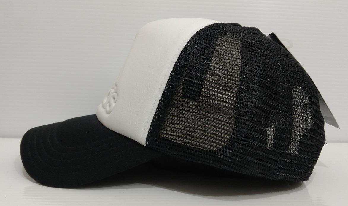 adidas gorra trucker camionero blanca con negro original. Cargando zoom. 69056c3b340