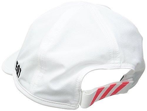adidas hombre eqt originals cap, blanco, un tamaño