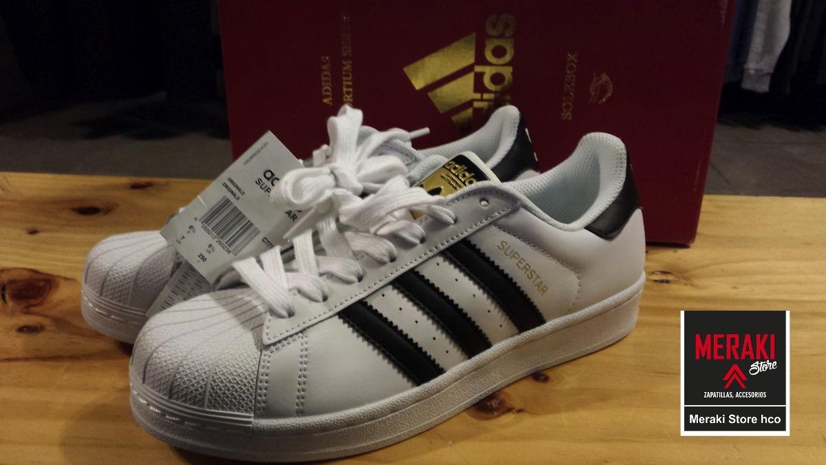Hombre Zapatillas Adidas Zapatillas Oferta Superstar QshCtrd