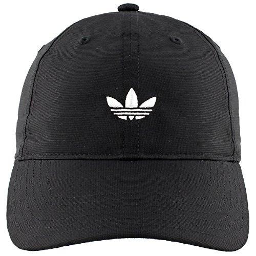 adidas hombres originals relaxed strap back cap, un tamaño,