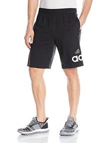 Adidas Hombres CortosNegro 's Jersey Pantalones Atletismo FTl1c3KJ
