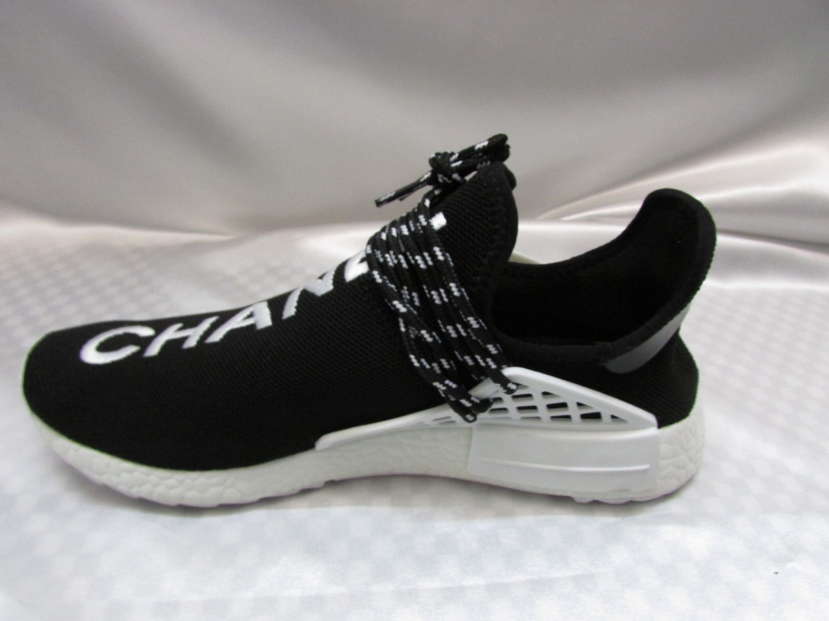 half off b3ddf 7ba5c adidas Human Race Nmd Pharrell X Chanel