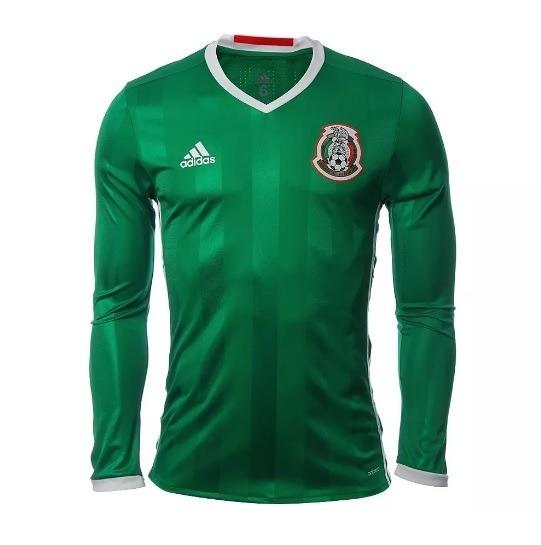 adidas Jersey Adizero Seleccion Mexicana Original Mexico Md9 ... b7f62d2958621