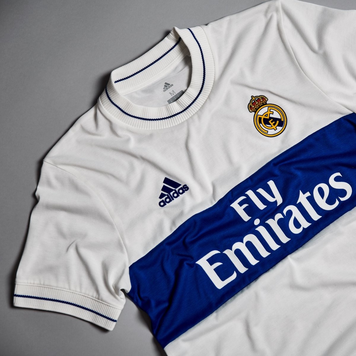 newest ad301 30b29 adidas Jersey Real Madrid Icon 2018 Cristiano Ronaldo