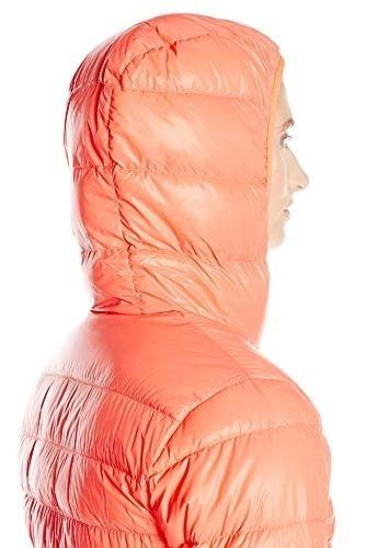 adidas light down con capucha de la mujer al aire última