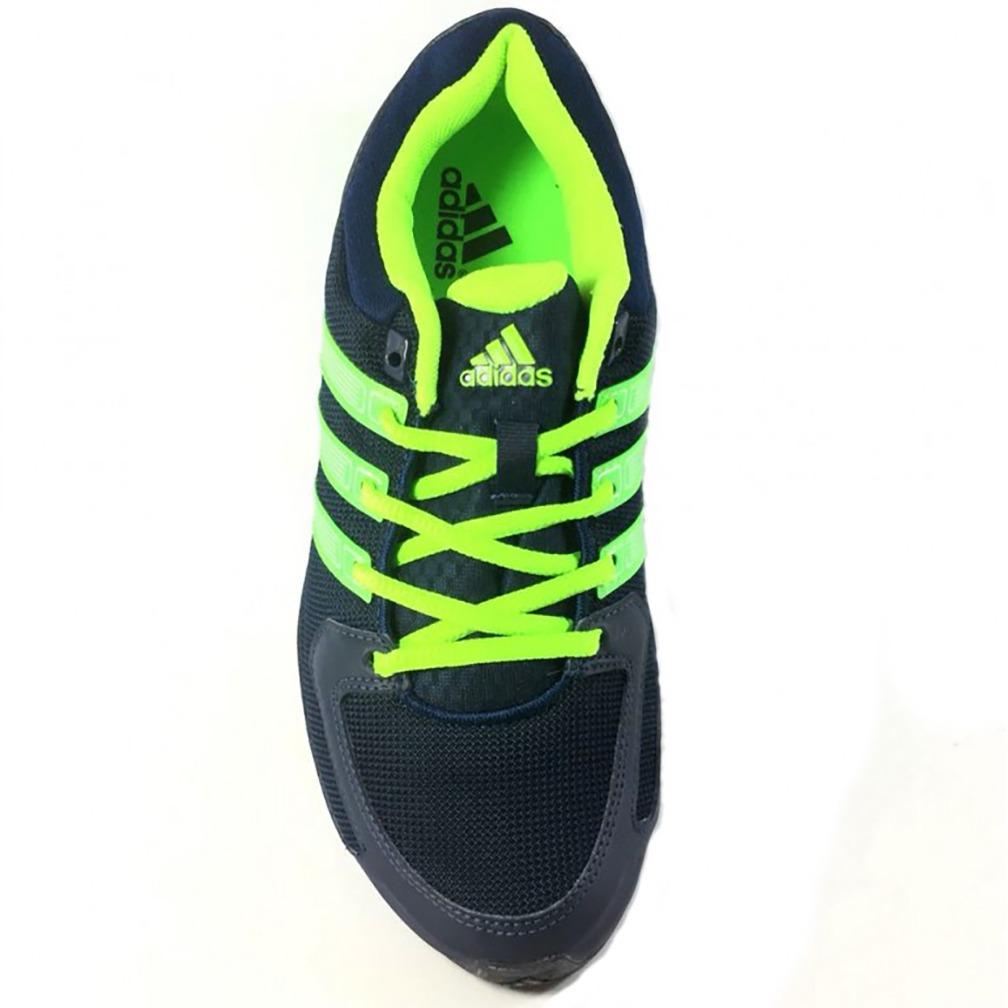 b88eb6c2a8 Carregando zoom... tênis adidas komet masculino - azul e verde