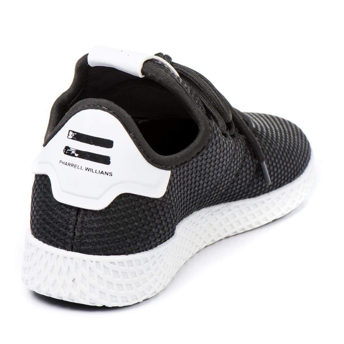 Carregando zoom... tênis adidas pharrel williams hu masculino feminino  original 3c024d5e2dfa1