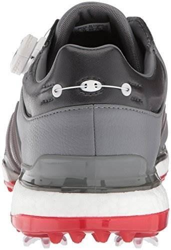 super popular 824f5 1d44d adidas Menøs Tour360 Eqt Boa Golf Zapato, Gris Cuatro / Uti