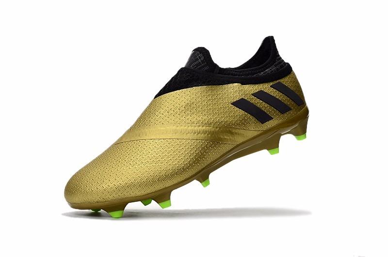 buy online 35841 0aa5d adidas messi 16+ pureagility fg ag gold. Cargando zoom.