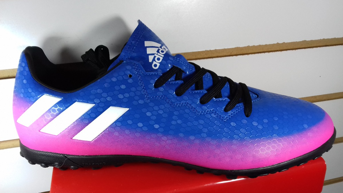 fc1fecaa5c284 adidas messi 16.4 tf futbol rapido tachon pasto sintetico. Cargando zoom.