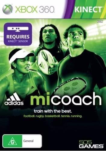 Adidas Micoach Juego Para Xbox 360 Kinect Nuevo S 109 90 En