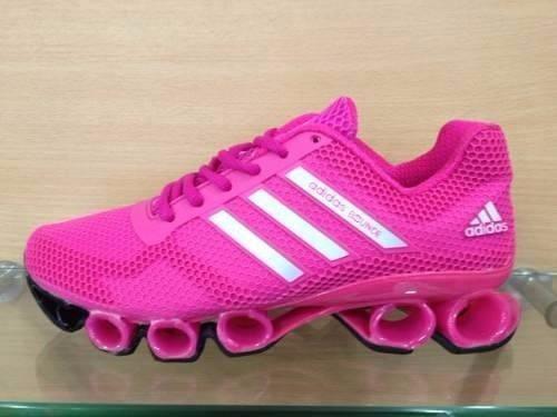 b8d089f6b2107 zapatillas adidas mujer fucsia