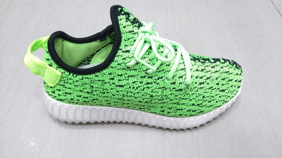 Tenis Zapatillas Adidas Yeezy Mujer 35 % Dto.