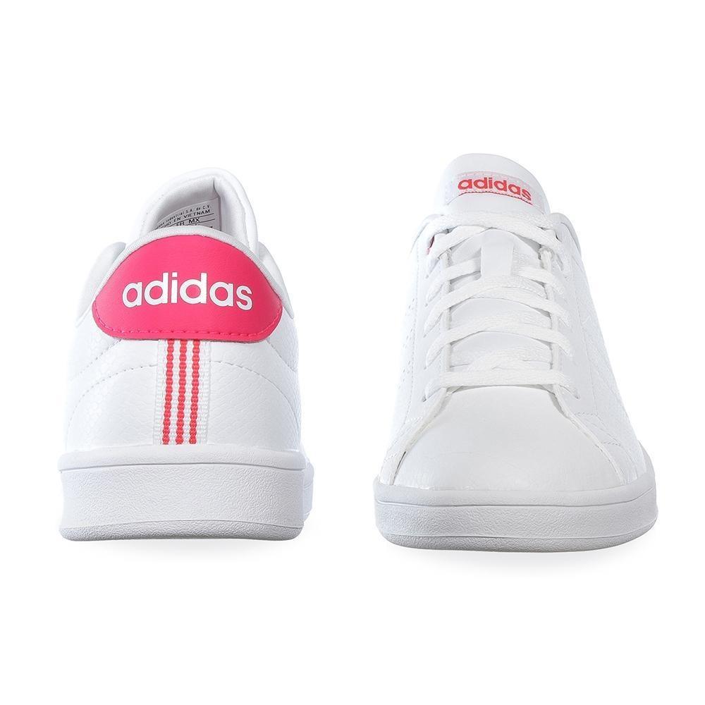 Tenis adidas Advantage Cl Qt - Db1844 - Blanco - Mujer -   999.00 en ... 6b618ce855a