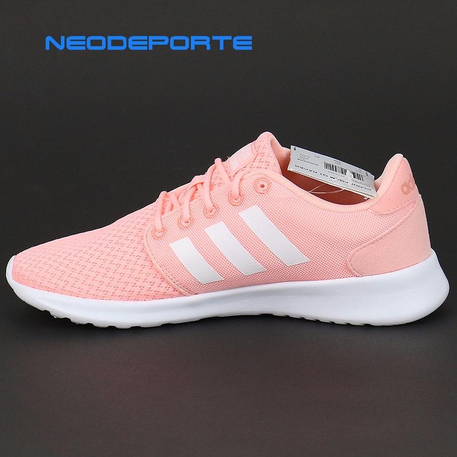 wholesale dealer bfa51 57390 Cargando zoom... zapatillas adidas cloudfoam qt racer 2017 para mujer ndph