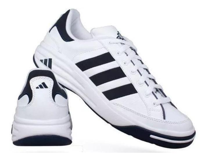 adidas Nastace Zapatillas Clásicas Blanco X Azul, Hombre.