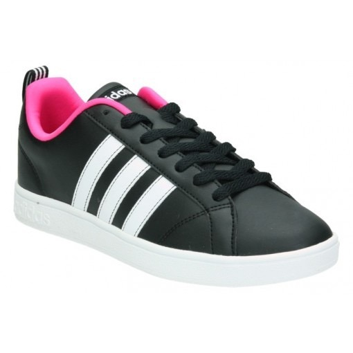 adidas Neo Advantage Negro Mujer Bb9623 Look Trendy