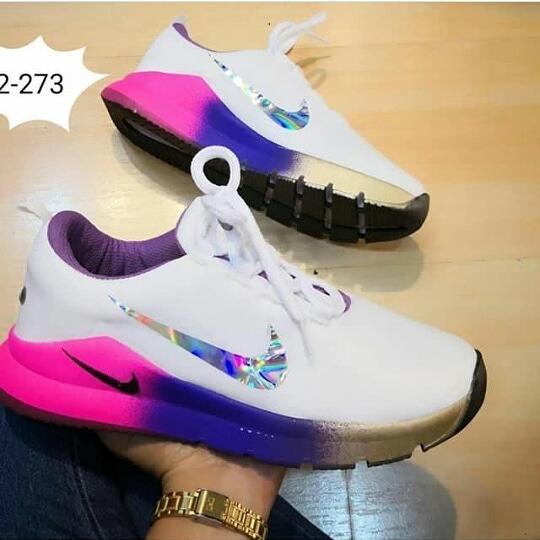 descubre las últimas tendencias más de moda moda caliente adidas Nike Vans De Colores Para Dama Calzado Colombiano - Bs ...