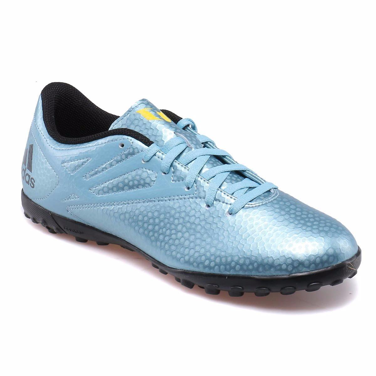 c62575944a adidas Messi 15.4 Tf Niño Azul Tenis Turf Pasto Agotado -   699.99 ...