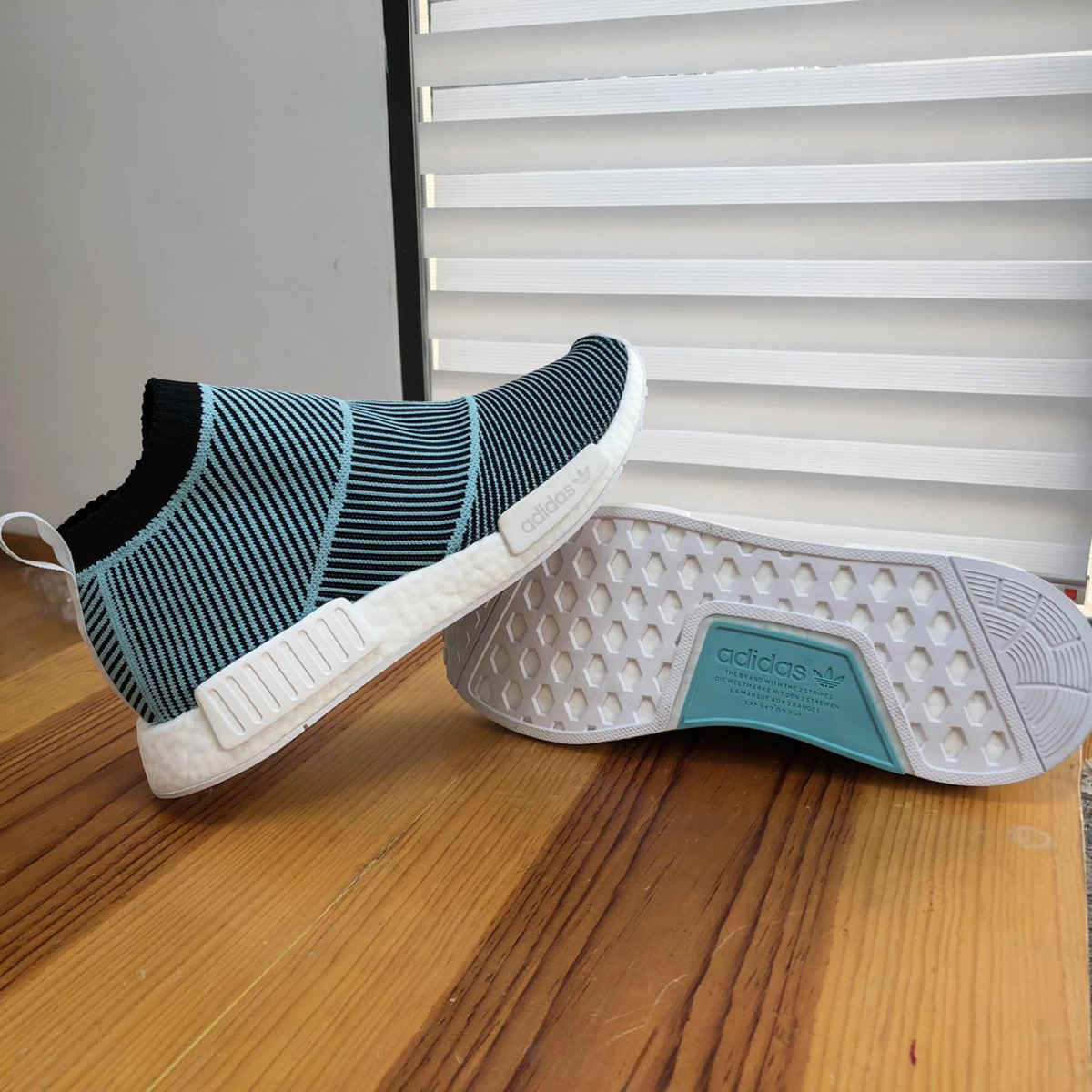 new concept 01335 af7d0 adidas Nmd City Sock X Parley, Us 10.5 (28.5mx)