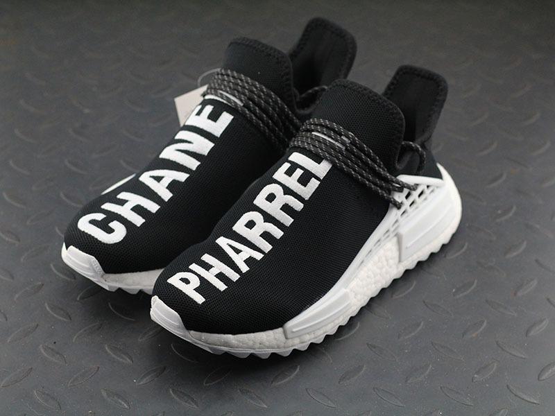 size 40 0ef12 45b2a adidas Nmd Human Race Chanel Pharrell