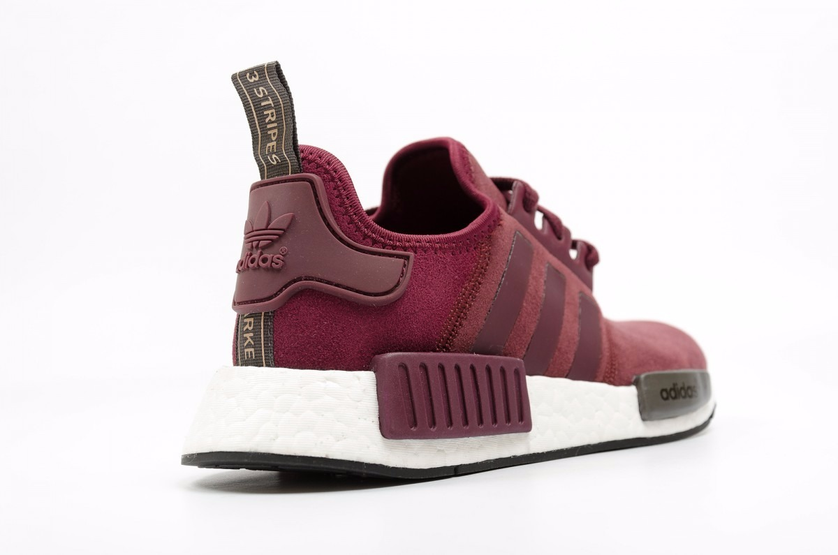 94059c4503945 adidas nmd original color granate en stock. Cargando zoom.