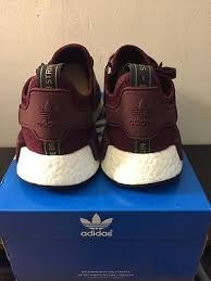 74f4c6d282b2c adidas Nmd Original Color Granate En Stock - S  265