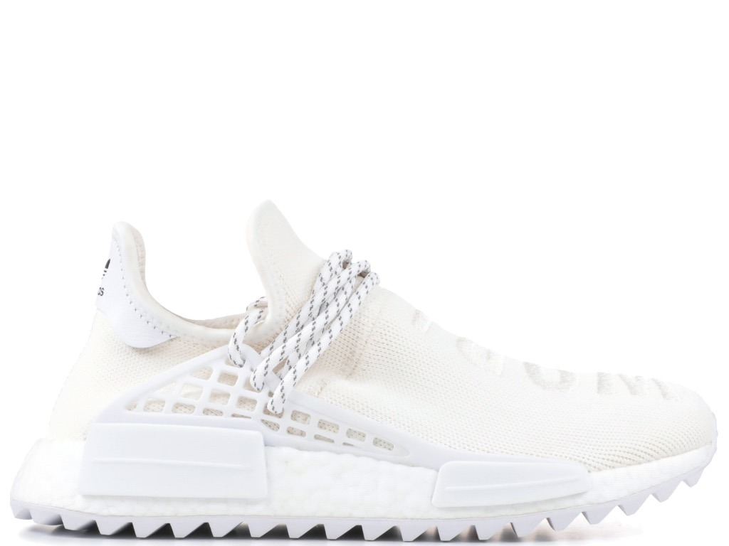 check out ae285 54330 adidas Nmd Pharrell Pw Hu Holi Blank Canvas 38 7.0 Ds Yeezy
