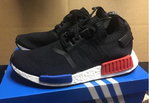 adidas nmd r1 black zapatillas nuevas y originales a pedido